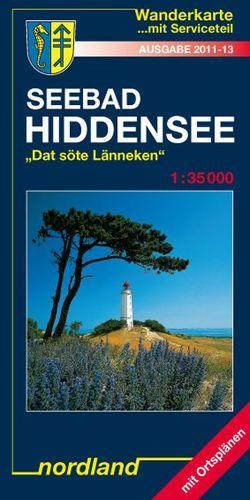 "Seebad Hiddensee ""Dat söte Länneken"", mit Ortsplänen von Kast,  Peter"