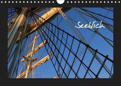 Seeblick (Wandkalender 2019 DIN A4 quer) von Kimmig,  Angelika