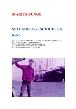SEEFAHRTSGESCHICHTEN von Bunge,  Marius