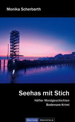 Seehas mit Stich von Scherbarth,  Moni