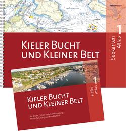 SeeKarten Atlas 1 | Kieler Bucht und Kleiner Belt