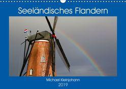 Seeländisches Flandern (Wandkalender 2019 DIN A3 quer) von Kleinjohann,  Michael