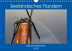 Seeländisches Flandern (Wandkalender 2019 DIN A4 quer) von Kleinjohann,  Michael
