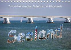Seeland – Impressionen aus dem Südwesten der Niederlande (Tischkalender 2019 DIN A5 quer) von Benoît,  Etienne