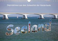 Seeland – Impressionen aus dem Südwesten der Niederlande (Wandkalender 2019 DIN A4 quer) von Benoît,  Etienne