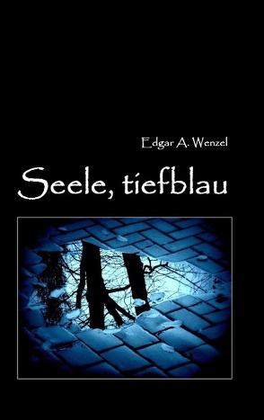 Seele, tiefblau von Wenzel,  Edgar A.