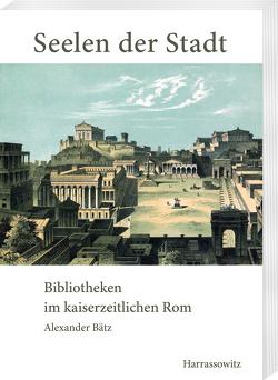 Seelen der Stadt von Bätz,  Alexander