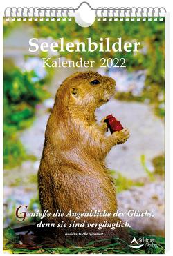 Seelenbilder-Kalender 2022 von Schirner,  Markus