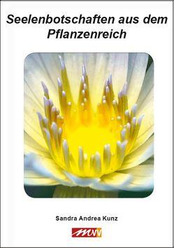 Seelenbotschaften aus dem Pflanzenreich – Kartenset von Kunz,  Sandra Andrea