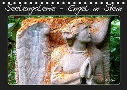 Seelengalerie – Engel in Stein – 2. Edition (Tischkalender 2019 DIN A5 quer) von Klein,  Patrick