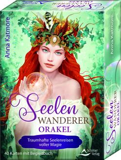 Seelenwanderer-Orakel- 40 Reisen zur inneren Welt für mehr Magie in deinem Leben von Katmore,  Anna