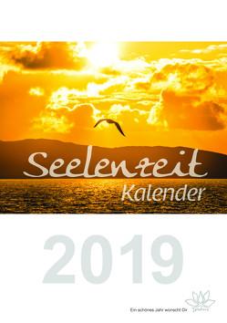 Seelenzeit-Kalender 2019 von Plate,  Christina