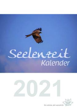 Seelenzeit-Kalender 2021 von Plate,  Christina