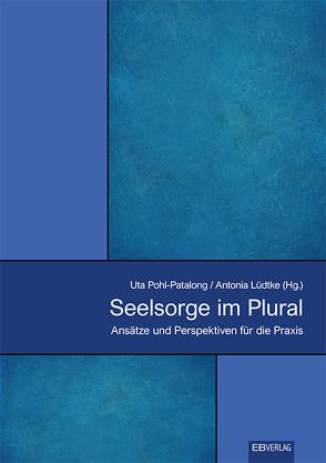 Seelsorge im Plural von Lüdtke,  Antonia, Pohl-Patalong,  Uta