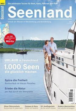 Seenland 2017 von Diesing,  Florian, Dreger,  Doreen, Drühl,  Christin, Krone,  Torsten, Menge,  Karoline, Peterson,  Jan, Rabe,  Karla, Weiss,  Sebastian, Wiemer,  Sophia