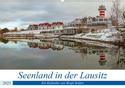 Seenland in der Lausitz (Wandkalender 2021 DIN A2 quer) von Seifert,  Birgit