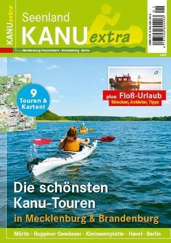 Seenland KANUextra von Diesing,  Florian, Weiss,  Sebastian