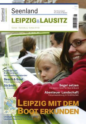 Seenland Leipzig & Lausitz von Burghardt,  Markus, Diesing,  Florian, Kadler,  Andreas, Steinhuber,  Uwe, Tremmel,  Robert, Weiss,  Sebastian