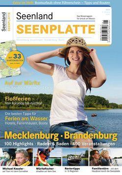 Seenland Seenplatte von Diesing,  Florian, Dreger,  Doreen, Hoffmann,  Lars, Kühl,  Sebastian, Meißner,  Christin, Peterson,  Jan, Tremmel,  Robert, Weiss,  Sebastian