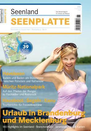 Seenland Seenplatte von Diesing,  Florian, Kühl,  Sebastian, Stöcker,  Detlef, Tremmel,  Robert, Weiss,  Sebastian