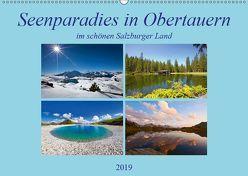 Seenparadies in Obertauern (Wandkalender 2019 DIN A2 quer) von Kramer,  Christa