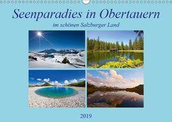 Seenparadies in Obertauern (Wandkalender 2019 DIN A3 quer) von Kramer,  Christa
