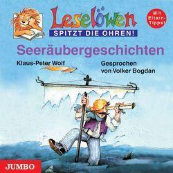 Seeräubergeschichten von Bogdan,  Volker, Wolf,  Klaus-Peter