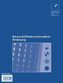 Seeschifffahrtsstraßen-Ordnung von Bundesamt für Seeschifffahrt und Hydrographie