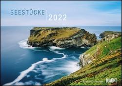 Seestücke 2022 ‒ Küste und Meer ‒ Fotografiert von Berthold Steinhilber ‒ Wandkalender ‒ Format 42 x 29,7 cm von Steinhilber,  Berthold