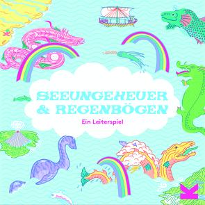 Seeungeheuer & Regenbögen von Claybourne,  Anna, Kugler,  Frederik, Sister Arrow