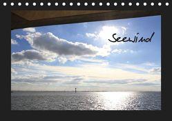 Seewind (Tischkalender 2019 DIN A5 quer) von Kimmig,  Angelika