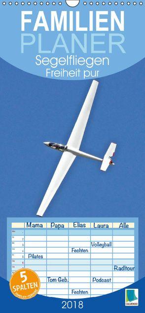 Segelfliegen: Freiheit pur (Wandkalender 2018 PRO_49_format hoch) von CALVENDO,  k.A.