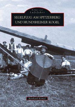 Segelflug am Spitzerberg und Hundsheimer Kogel von Keimel,  Reinhard