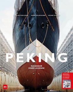 Segelschiff Peking von Gaede,  Peter-Matthias, Müller-Elsner,  Heiner, Schaper,  Michael