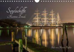 Segelschiffe – Maritime Details (Wandkalender 2019 DIN A4 quer) von Peußner,  Marion