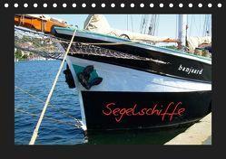 Segelschiffe (Tischkalender 2019 DIN A5 quer) von Thede,  Peter