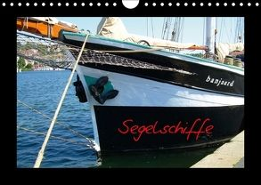 Segelschiffe (Wandkalender 2018 DIN A4 quer) von Thede,  Peter