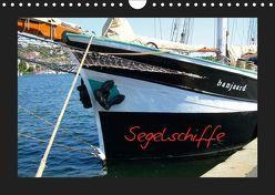 Segelschiffe (Wandkalender 2019 DIN A4 quer) von Thede,  Peter