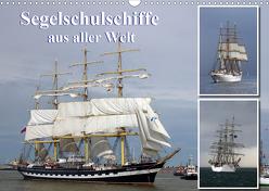 Segelschulschiffe aus aller Welt (Wandkalender 2020 DIN A3 quer) von Stoerti-md
