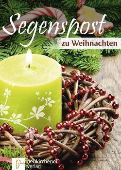 Segenspost zu Weihnachten von Rauhut,  Ulrike