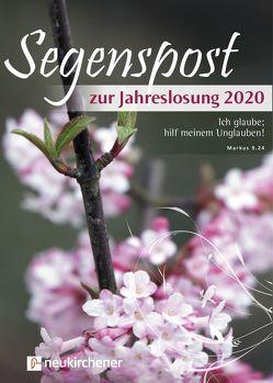 Segenspost zur Jahreslosung 2020 von Rauhut,  Ulrike