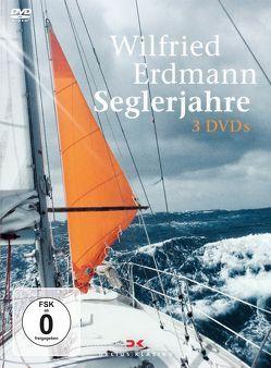 Seglerjahre von Erdmann,  Wilfried
