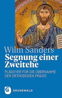 Segnung einer Zweitehe von Sanders,  Wilm