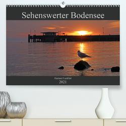 Sehenswerter Bodensee (Premium, hochwertiger DIN A2 Wandkalender 2021, Kunstdruck in Hochglanz) von Luckfiel,  Hartmut