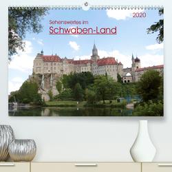 Sehenswertes im Schwaben-Land (Premium, hochwertiger DIN A2 Wandkalender 2020, Kunstdruck in Hochglanz) von Keller,  Angelika