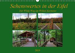 Sehenswertes in der Eifel – Der Wilde Weg am Wilden Kermeter (Wandkalender 2019 DIN A3 quer) von Klatt,  Arno
