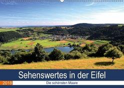 Sehenswertes in der Eifel – Die schönsten Maare (Wandkalender 2018 DIN A2 quer) von Klatt,  Arno