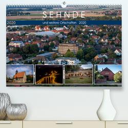 Sehnde und weitere Ortschaften (Premium, hochwertiger DIN A2 Wandkalender 2020, Kunstdruck in Hochglanz) von SchnelleWelten