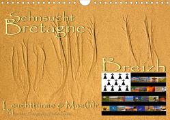 Sehnsucht Bretagne – Breizh (Wandkalender 2020 DIN A4 quer) von Sattler,  Stefan