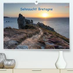 Sehnsucht Bretagne (Premium, hochwertiger DIN A2 Wandkalender 2020, Kunstdruck in Hochglanz) von Leicht,  Bernd